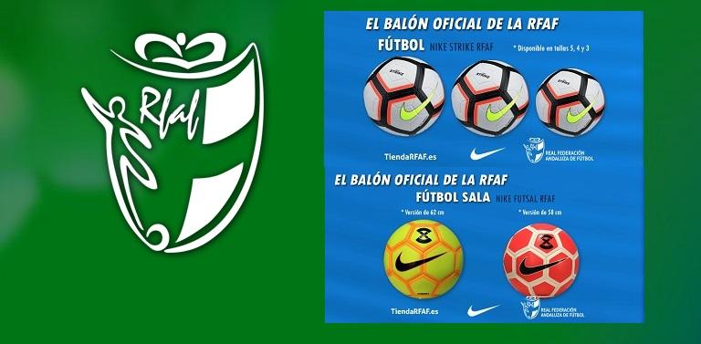 e19b575c58411 31 08 2017. Nike Strike RFAF y Nike Futsal RFAF en la tienda oficial para  esta temporada. La tienda de la RFAF ofrece en su web